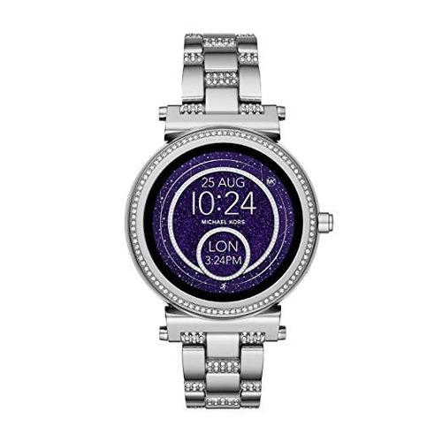 2e68f02bf77cb relógio michael kors · michael kors relógio · relógio smartwatch michael  kors novo importado usa original. Carregando zoom.