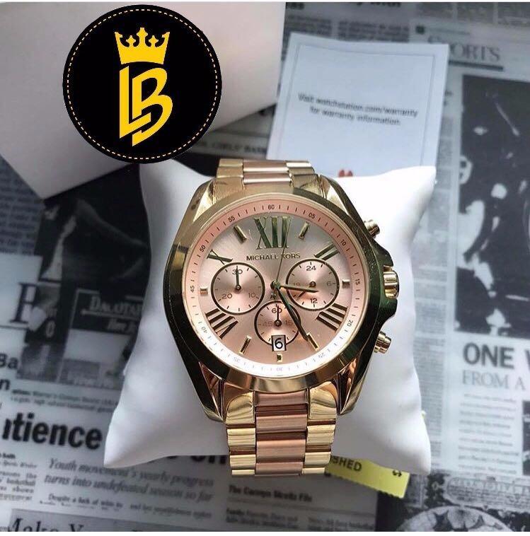 2c3d072a2e21f Relógio Michael Kors Mk6359 12x Sem Juros