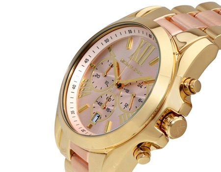 c8144d71aa5cc relógio michael kors mk6359 original rose dourado garantia · relógio  michael kors