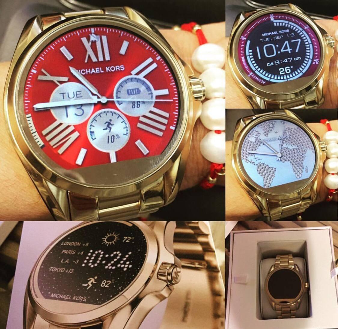 Relógio Michael Kors Access Digital Smartwatch - R  1.999,00 em ... 797c7e1ab5