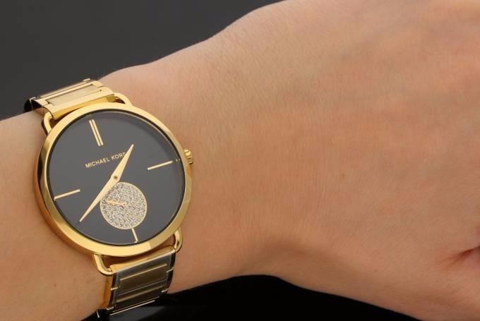 d2e07d792e74 Relógio Michael Kors Mk3788 1dk Original Nota Fiscal - R  1.319