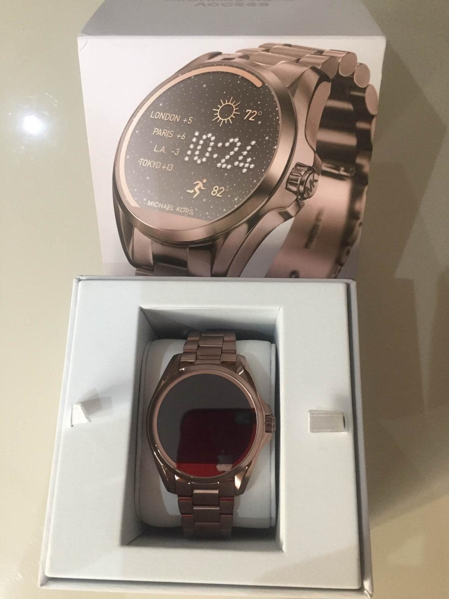 38603777dac96 Relógio Michael Kors Access Bradshaw Mkt 5007 - R  2.000,00 em ...