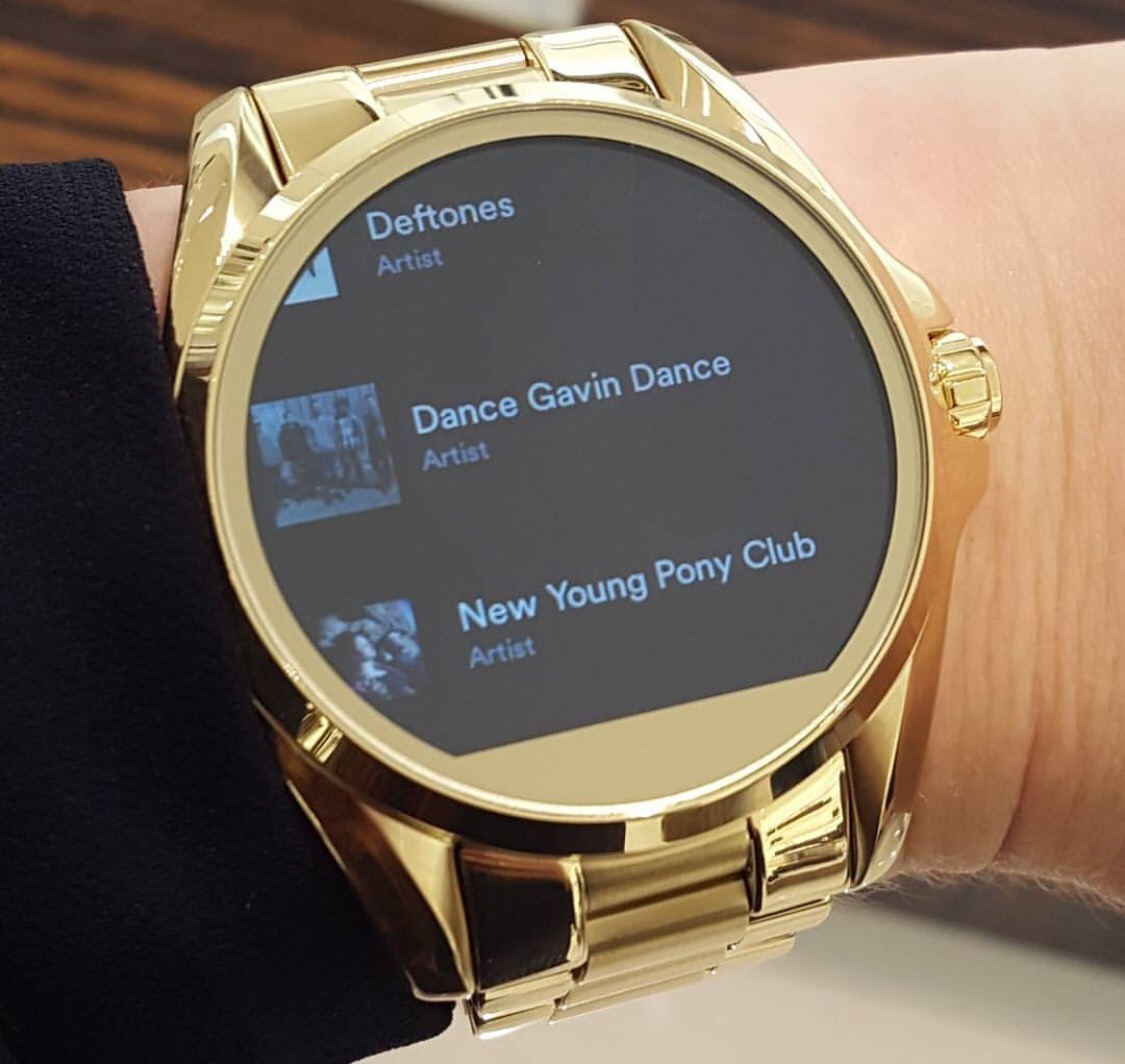84193839bf592 relógio michael kors access digital smartwatch. Carregando zoom.