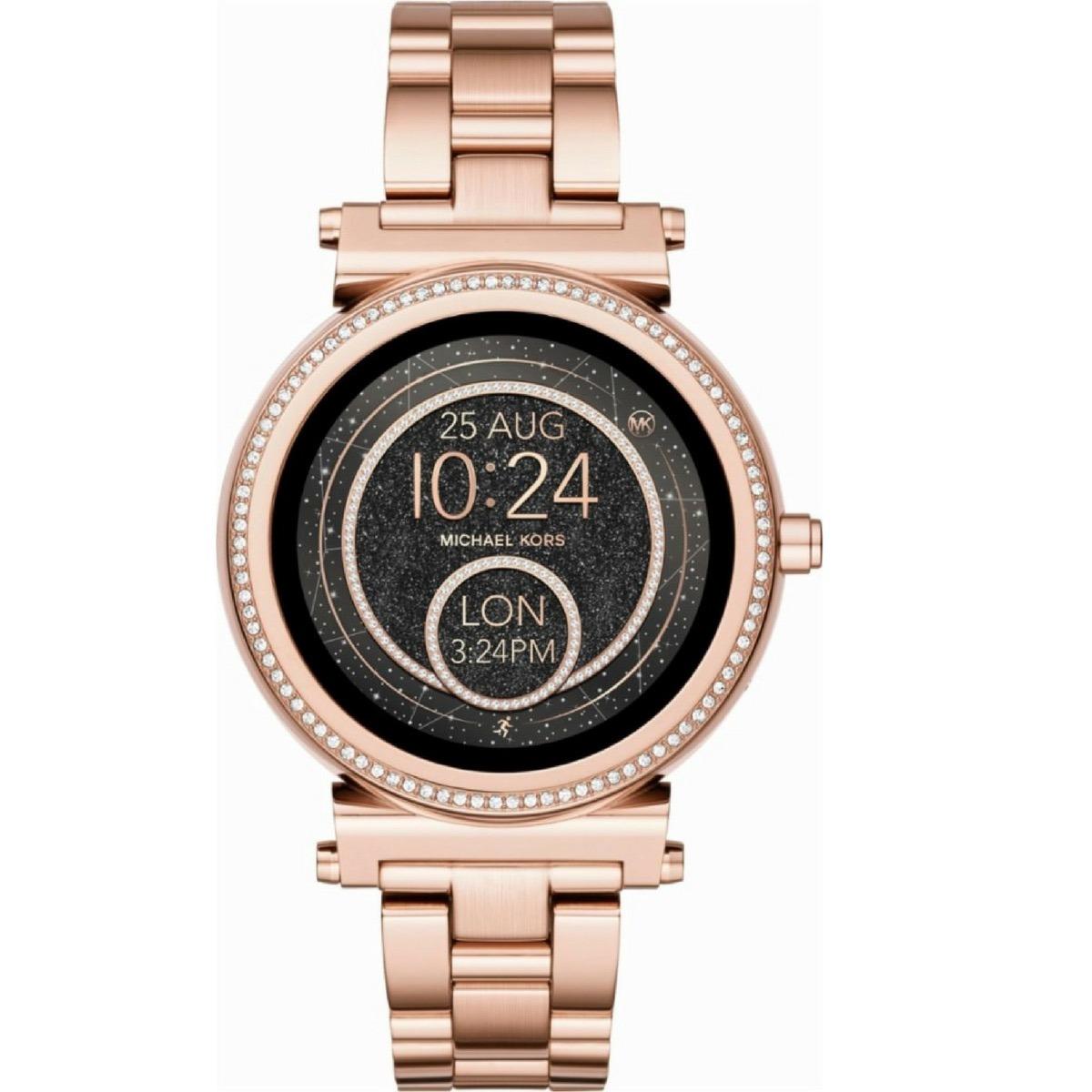 38b2da776a5c0 relógio michael kors access mkt5022 sofie nova geração. Carregando zoom.