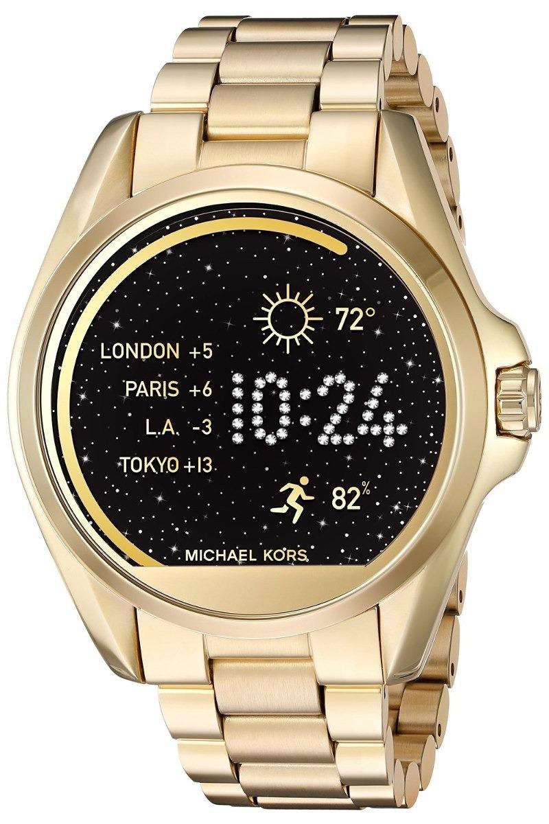 4962434817a8e relogio michael kors access touch digital dourado rose prata. Carregando  zoom.
