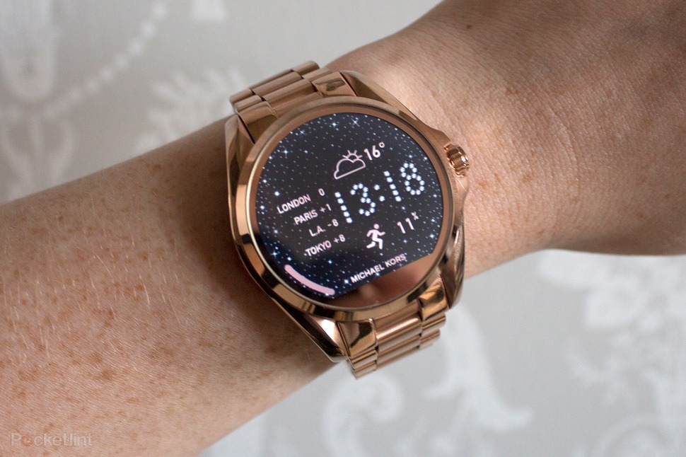 relógio michael kors access touch screen smartwatch c nota. Carregando zoom. 6c4260d805