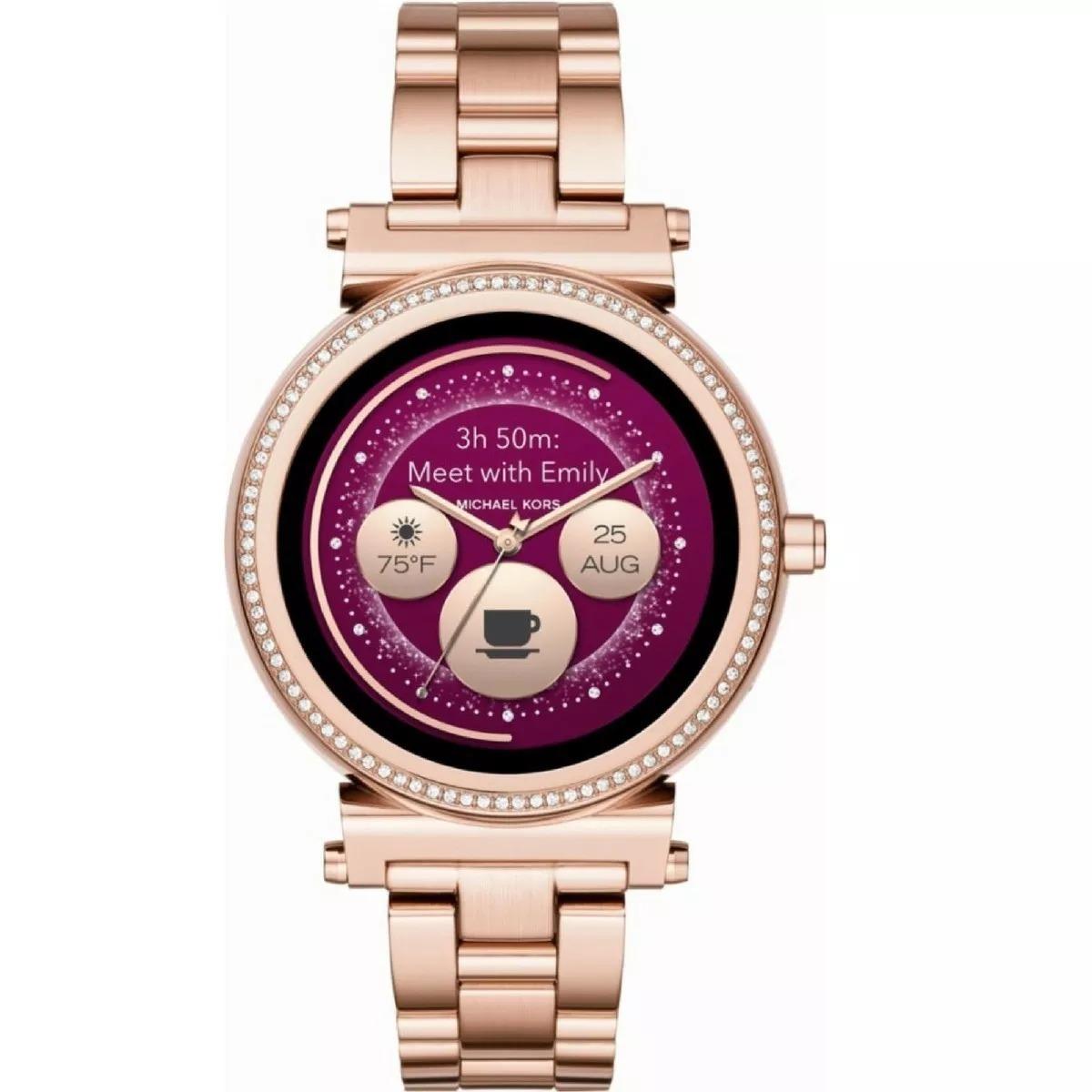 1648b910bd07b relógio michael kors acess smartwatch sofie nova geração usa. Carregando  zoom.