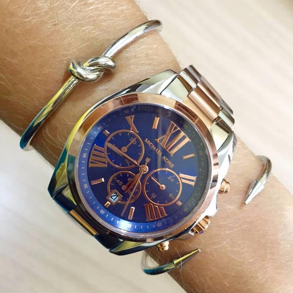 173730c23 Relógio Michael Kors Bradshaw Mk5606 - R$ 999,00 em Mercado Livre
