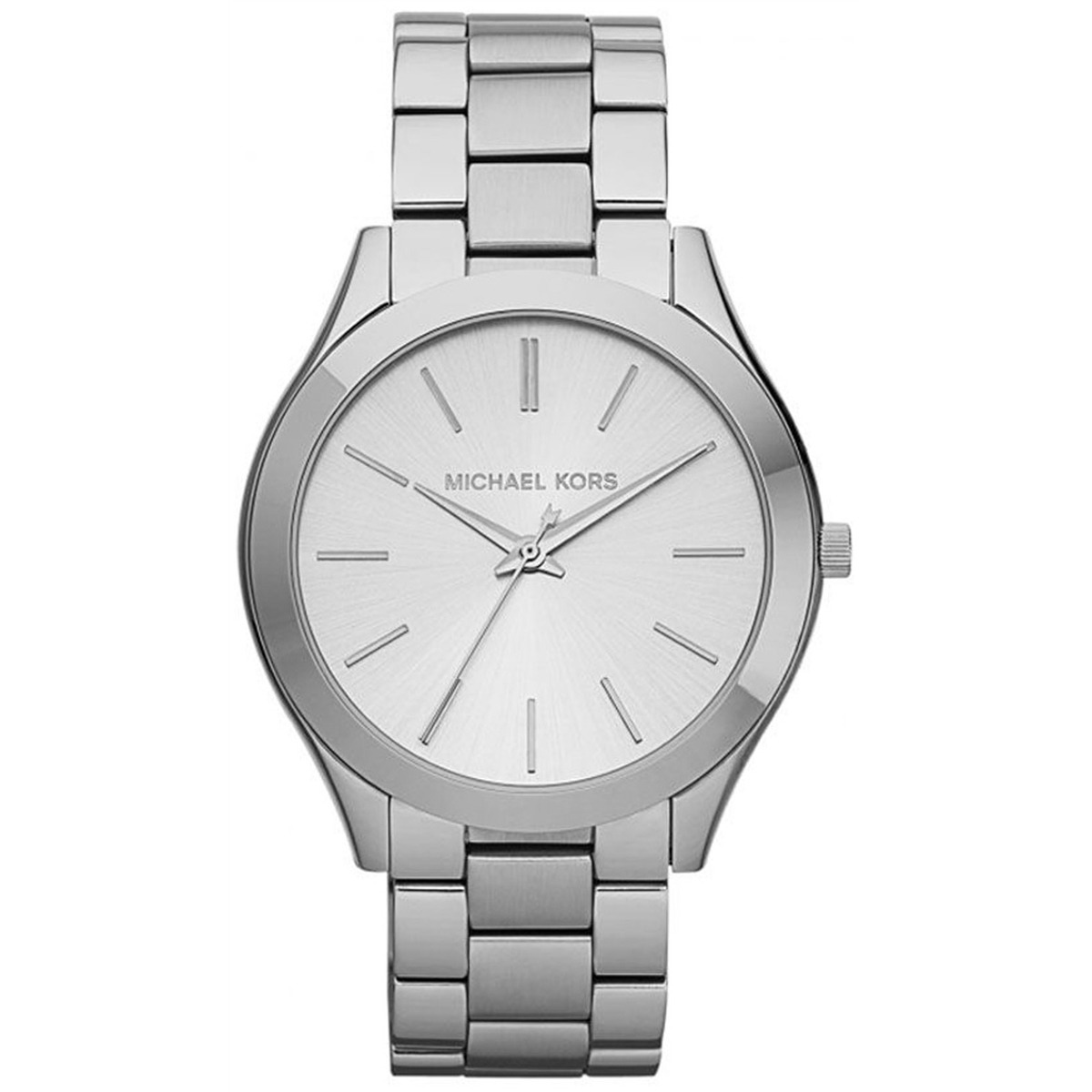 d280473c565b1 relógio michael kors feminino aço prata mk3178 1kn original. Carregando  zoom.