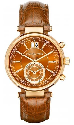 relógio michael kors feminino mk2424/2mn.