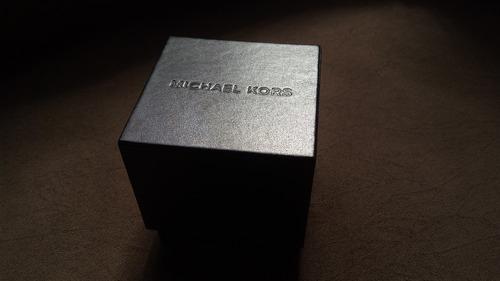 relogio michael kors, feminino original na caixa.