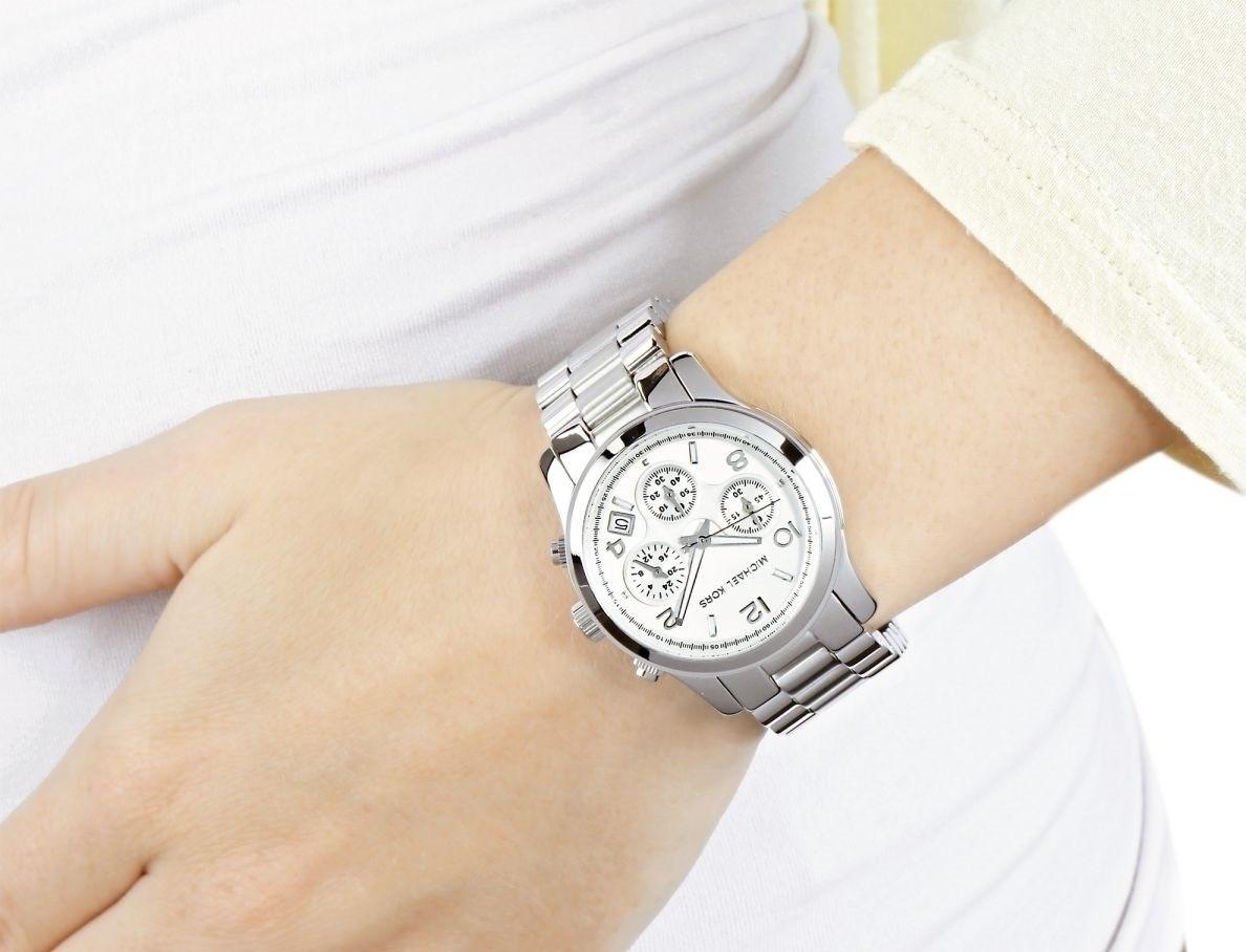 691317f7878be Relógio Michael Kors Ladies Runway Mk5076 - R  999,00 em Mercado Livre