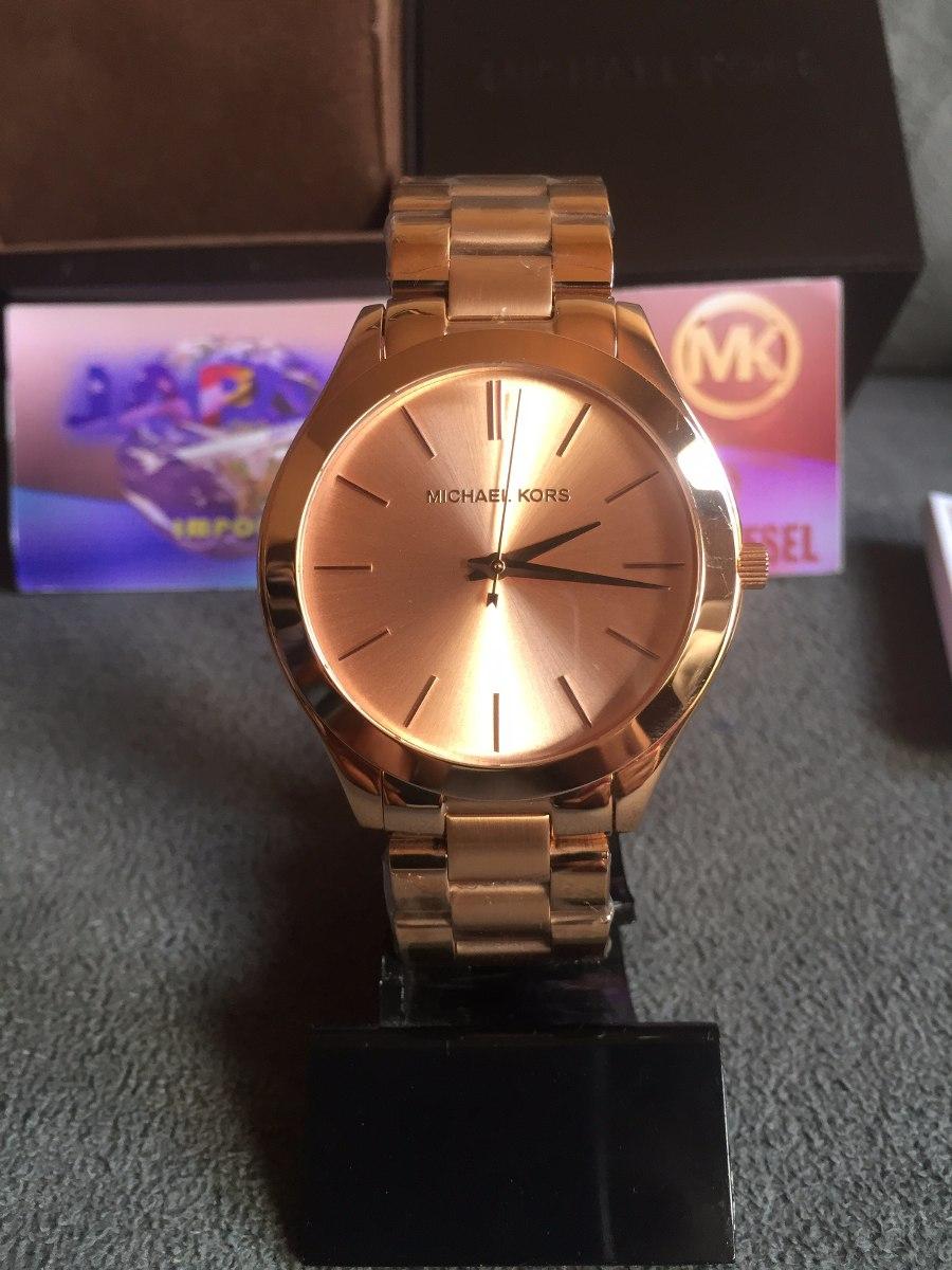 relógio michael kors mk3197 rose original completo c  caixa. Carregando  zoom. 5835e7ffa4