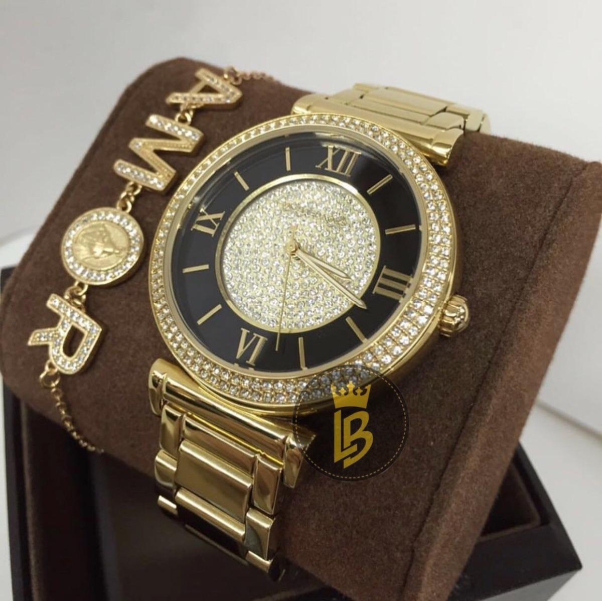68b975836 relógio michael kors mk3338 promoção ultima peças - original. Carregando  zoom.