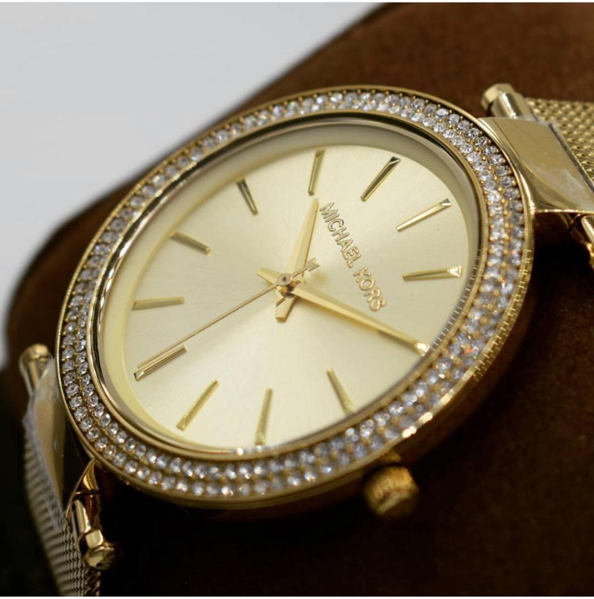 1eaf8a8cfe Relógio Michael Kors Mk3368 Lançamento, Rose, 100% Original - R$ 799 ...