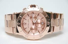89c9645cf Relógio Michael Kors Mk5314 Ouro Rosé Original Garantia  - R  519