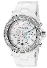 2e099a4f1 Relogio Feminimo Michael Kors Mk 5188 Em Cerâmica White - Relógios De Pulso  no Mercado Livre Brasil