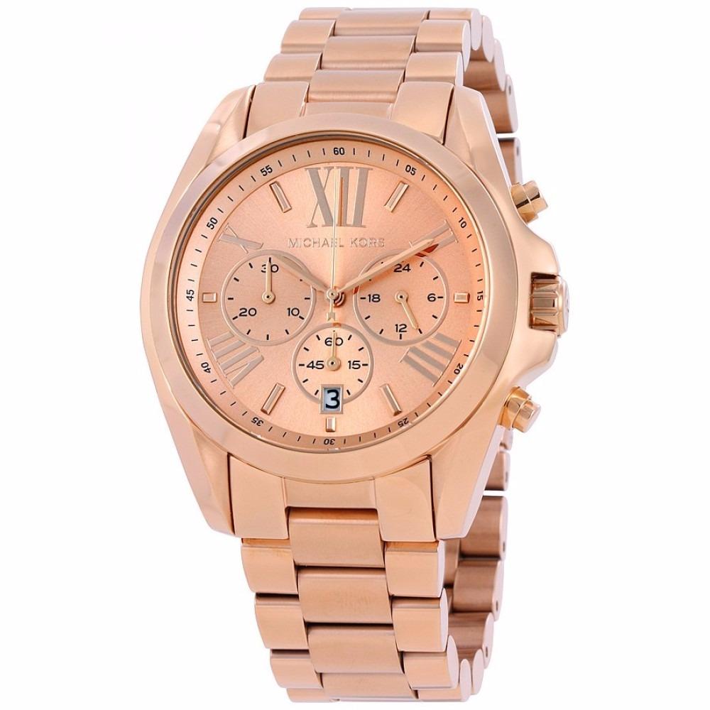 d389416579887 Relógio Michael Kors Mk5503 Feminino. - R  1.577,00 em Mercado Livre