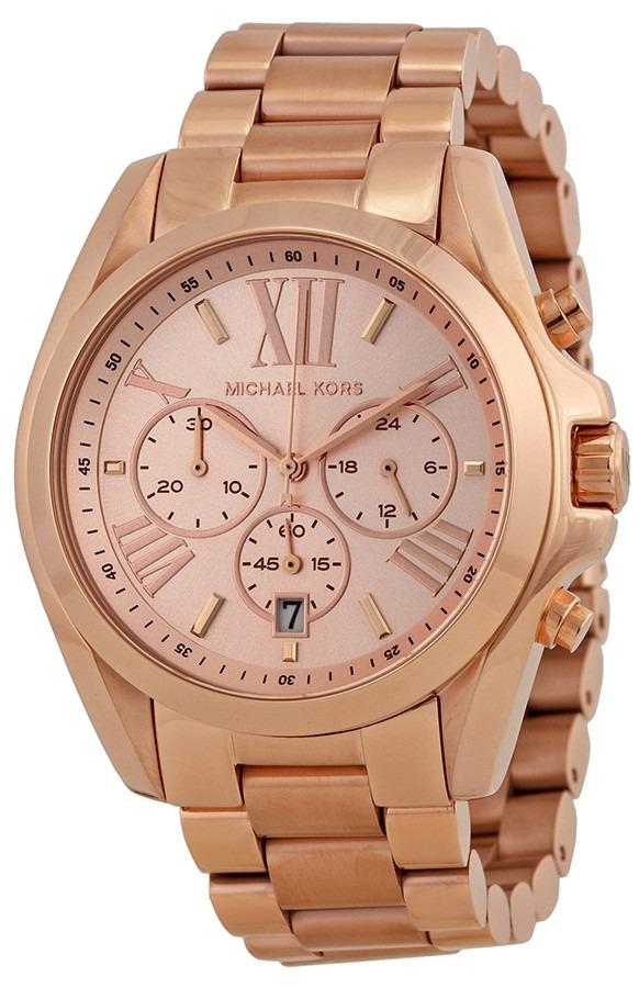 relógio michael kors mk5503 rose romano original garantia. Carregando zoom. f475952726