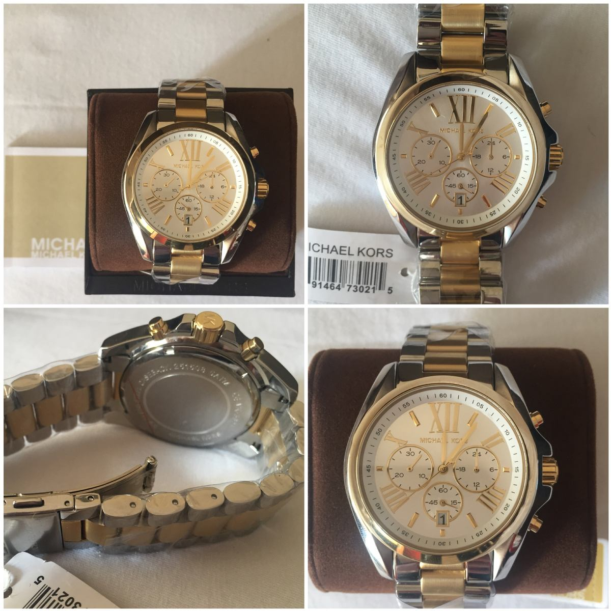bf8ebb013dd Relógio Michael Kors Mk5627 Romano