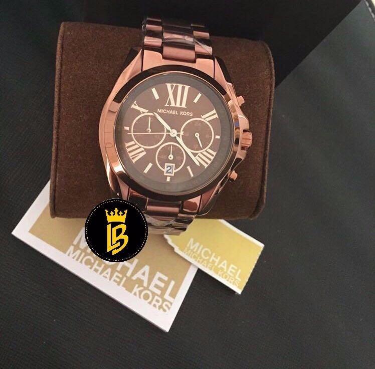 a2c71502196 Relógio Michael Kors Mk5628 100%original-12xs.juros Promoção - R  757