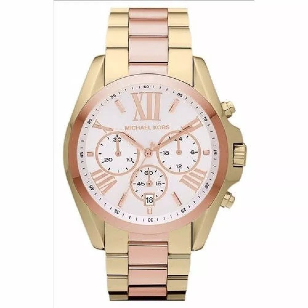 4cee99308cc6c relógio michael kors mk5651 dourado rosé original com caixa. Carregando  zoom.