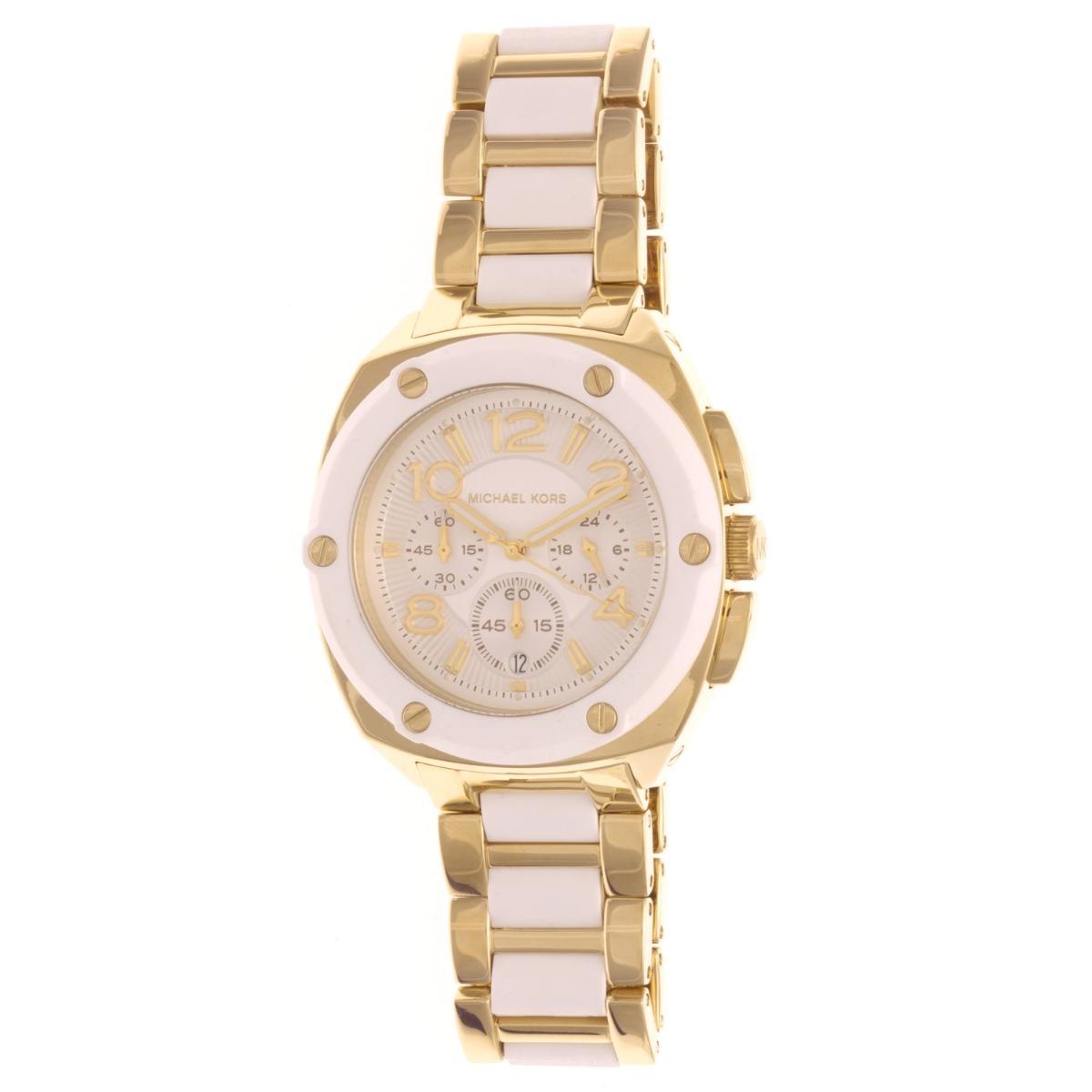4b16d2a2a relógio michael kors mk5731 tribeca orig chron anal gold. Carregando zoom.