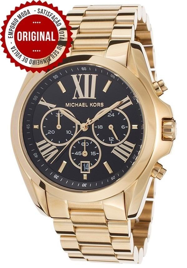 Relógio Michael Kors Mk5739 Original   Sedex Top Lindo - R  317,00 em  Mercado Livre f6bf4a1622