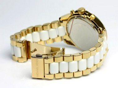 6bb878507 Relógio Michael Kors Mk5743 Pulseira Mista Cerâmica - R$ 1.217,99 em ...