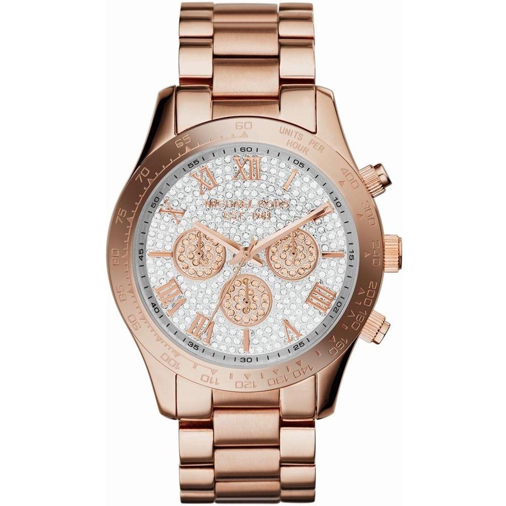 86ced7247bc9a Relógio Michael Kors Mk5946 - R  858,00 em Mercado Livre
