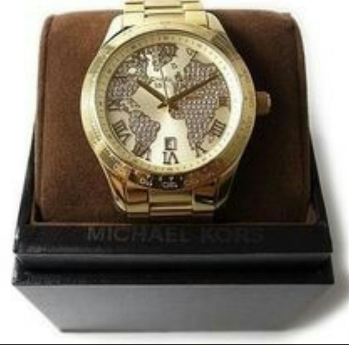 ce93f19be1c relógio michael kors mk5959 original dourado. Carregando zoom.