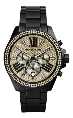 relógio michael kors mk5961 orig chron anal swarovski