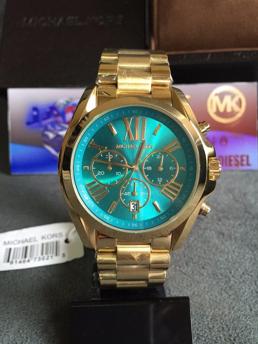 relogio michael kors mk5975 original completo caixa e manual. Carregando  zoom. 570370aad7