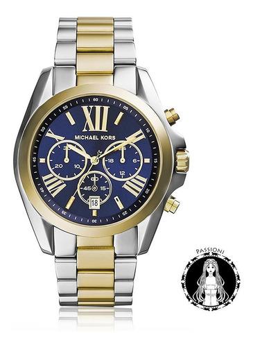 relógio michael kors - mk5976/5an c/ nf e garantia u