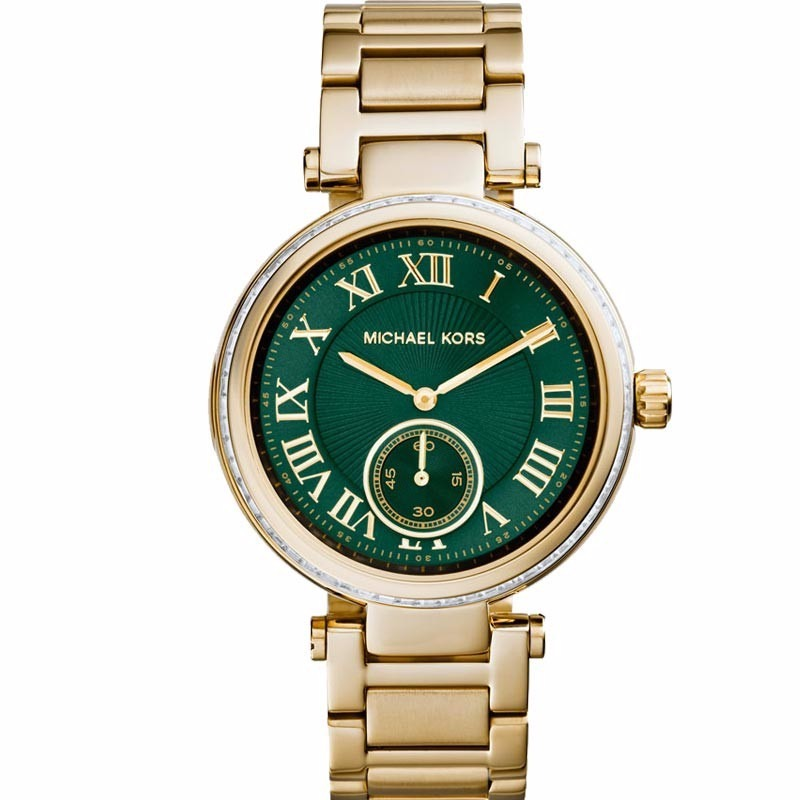 abe8507651c77 relogio michael kors mk6065 original verde promoção s caixa. Carregando  zoom.