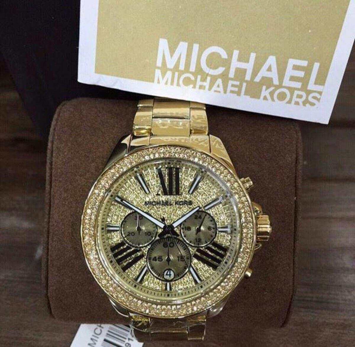 81e0f9fdb0e relógio michael kors mk6095. Carregando zoom.
