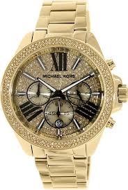 71fa1ca6bf1 Relógio Michael Kors Mk6095 Crystal Pave Original Eua - R  979