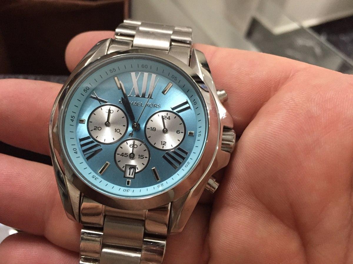 55bb8398fb0 Relógio Michael Kors Mk6099 Original - Não É Réplica - R  855