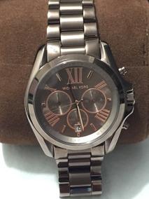 9457a035a Relogio Michael Kors Rose Gold Réplica Perfeita ! Confira - Relógios De  Pulso no Mercado Livre Brasil