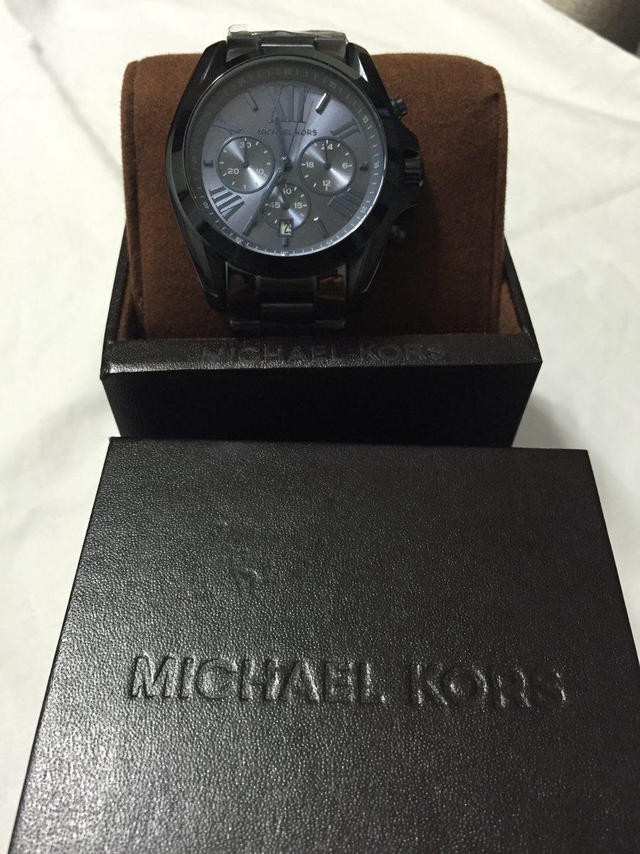 791a49ee4354b relógio michael kors mk6248 azul original - não é réplica. Carregando zoom.