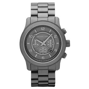81e0254bd Relógio Michael Kors Preto Mk 8173 Chrono Mens Watch - Relógios De ...