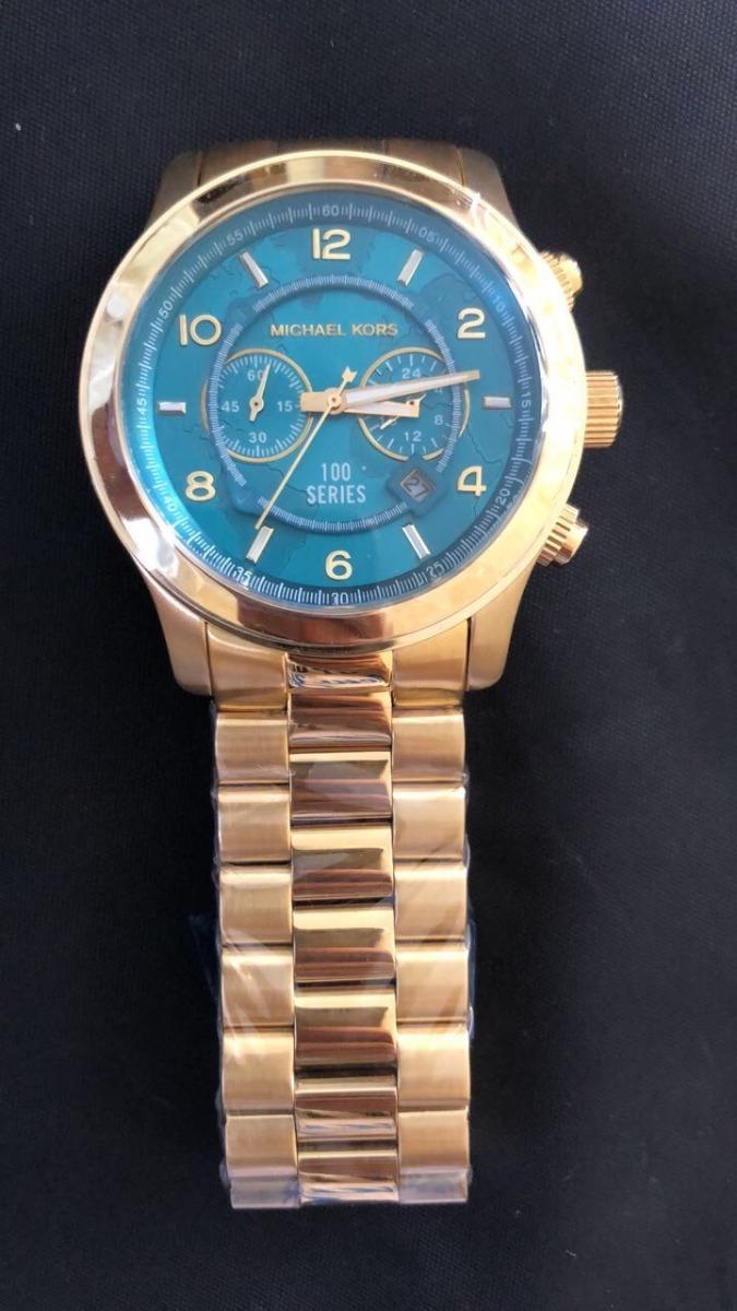 9d705aa7bb3 Relógio Michael Kors Mk8315 De R 999 Por R 846