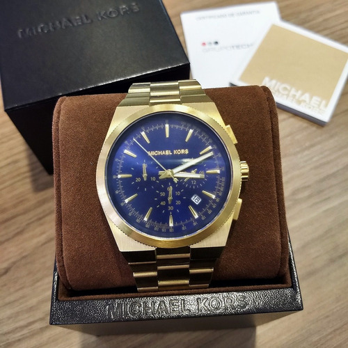relógio michael kors mk8338/4 original com garantia e nf
