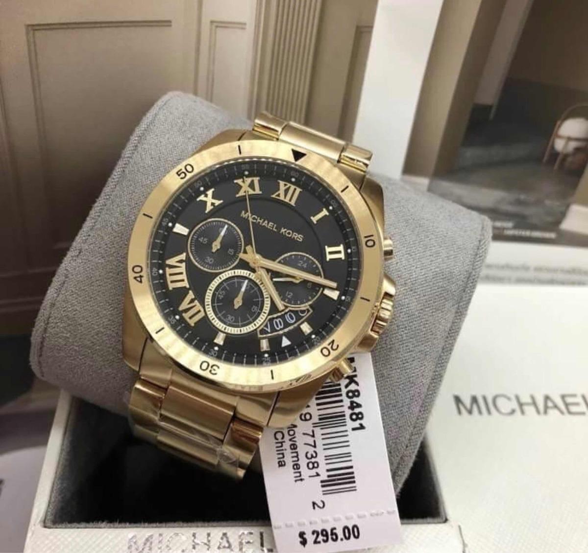 e1c303d905c relógio michael kors mk8481 original com caixa manual. Carregando zoom.