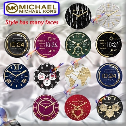 ce1948a9731b3 Relogio Michael Kors Mkt5003 Access Touch Digital Dourado - R  2.379 ...