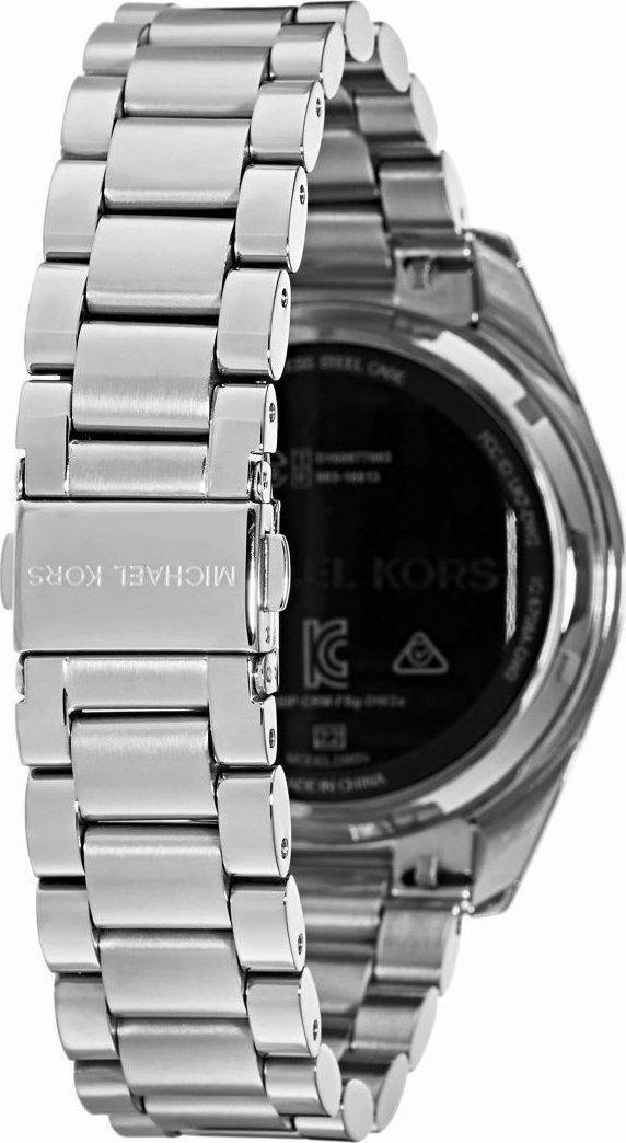 9353b0f49c946 relogio michael kors mkt5012 access touch digital prata. Carregando zoom.
