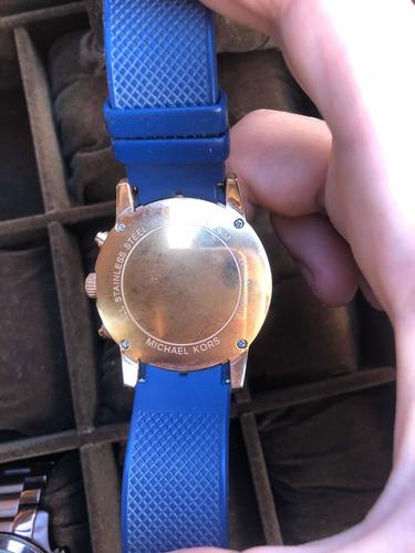 relógio michael kors omk8240z