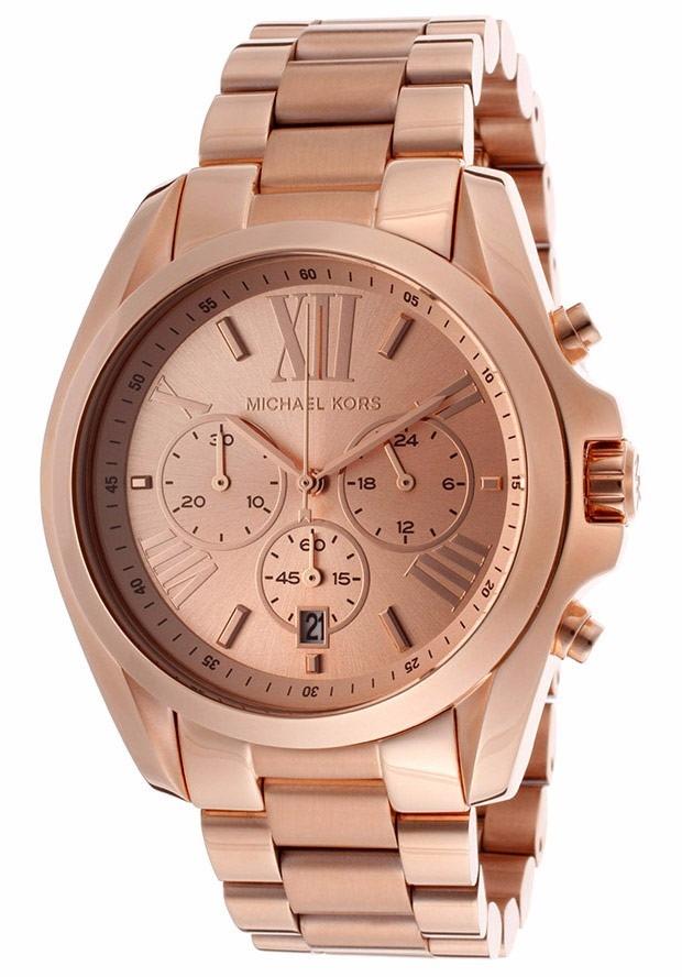 4be5f2915d554 Relógio Michael Kors Original Mk5503 Feminino - R  579,90 em Mercado ...