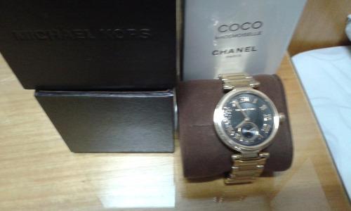relogio michael kors skylar feminina black watch mk5989
