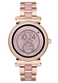 8dbd29ef3 Relogio Michael Kor Smartwatch Rose - Relógio Michael Kors Feminino no  Mercado Livre Brasil